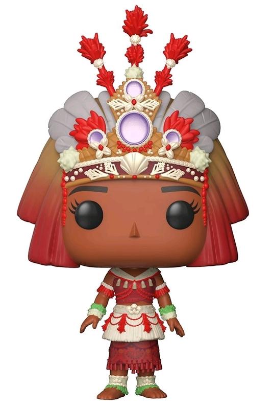 Moana - Moana (Ceremony Outfit) Pop! Vinyl Figure