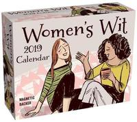 Women'S Wit 2019 Mini Day-to-Day Calendar by Andrews McMeel Publishing