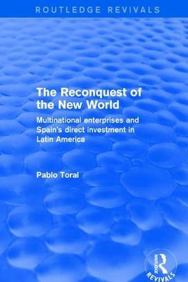 The Reconquest of the New World by Pablo Toral