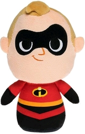 Incredibles 2: SuperCute Plush - Mr Incredible