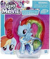 "My Little Pony: Pony Friends - All About Rainbow Dash 3"" Mini-Figure"
