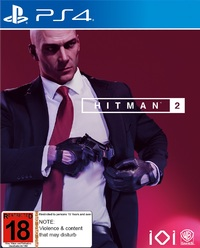 Hitman 2 for PS4 image