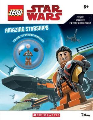 LEGO Star Wars: Amazing Starships with Minifigure image