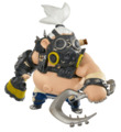 Overwatch: Cute but Deadly - Roadhog Figure