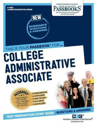 College Administrative Associate by National Learning Corporation