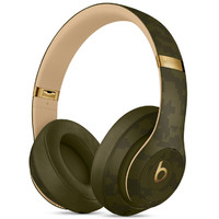 Beats Studio3 Wireless Noise Cancelling Over-Ear Headphones - Beats Camo Collection - Forest Green image