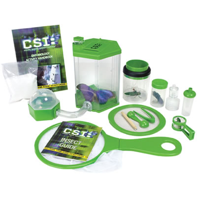 CSI: Entomology image