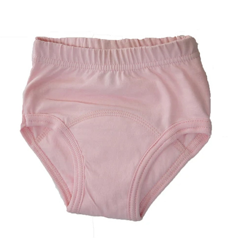 Snazzipants: Training Pants - Small (Pale Pink)