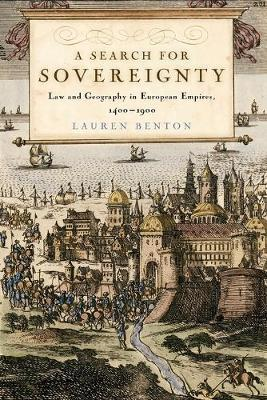 A Search for Sovereignty by Lauren Benton image