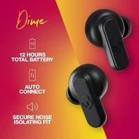 Skullcandy: Dime True Wireless Earbuds - True Black