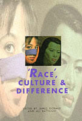 Race, Culture and Difference image