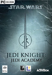 Star Wars Jedi Knight: Jedi Academy for PC Games