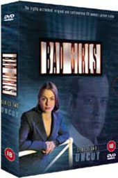 Bad Girls - Series 2: Uncut (4 Disc Box Set) on DVD