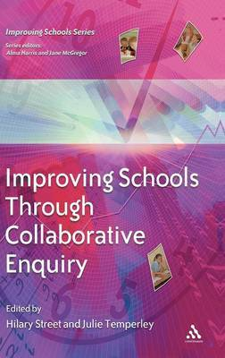 Improving Schools through Collaborative Enquiry by David Jackson image