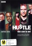 Hustle - Complete Series 1 (2 Disc Set) on DVD