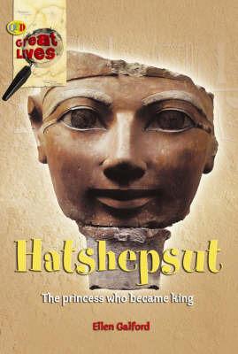 Hatshepsut by Ellen Galford