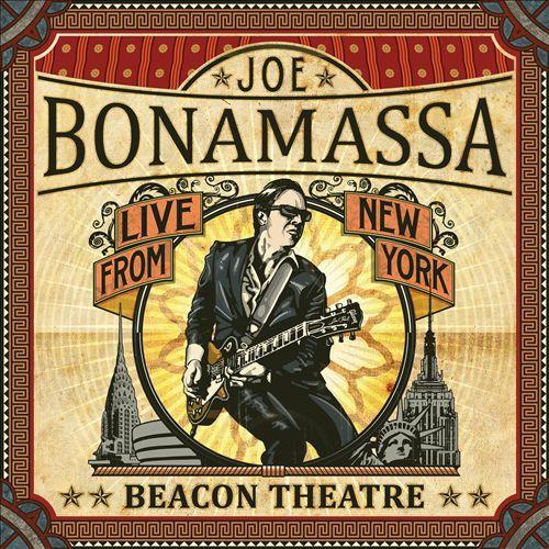 Beacon Theatre: Live From New York (2CD) by Joe Bonamassa