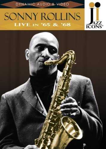 Sonny Rollins - Live in '65 and '68 (Jazz Icons) on DVD