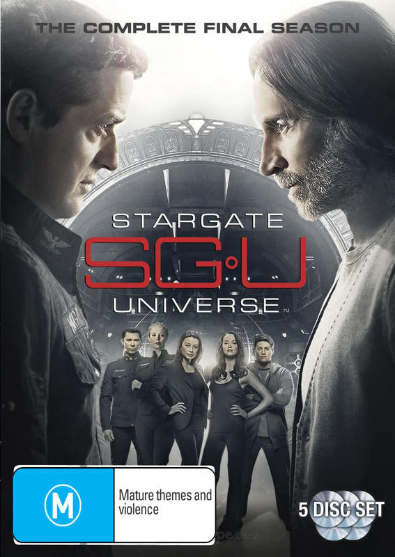 Stargate Universe - Season 2 on DVD