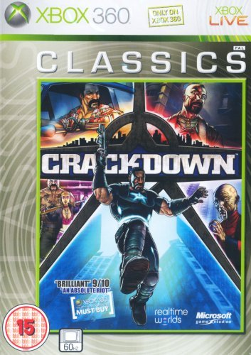 Crackdown (Classics) for Xbox 360