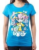 Tokidoki: Kawaii Samurai T-Shirt (Medium)