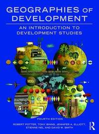 Geographies of Development by Robert Potter