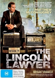 The Lincoln Lawyer on DVD