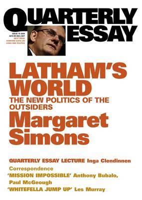 Latham's World by Margaret A. Simons