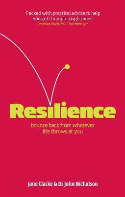 Resilience by Jane Clarke image