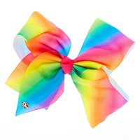 JoJo Siwa: Large Signature Bow - Rainbow