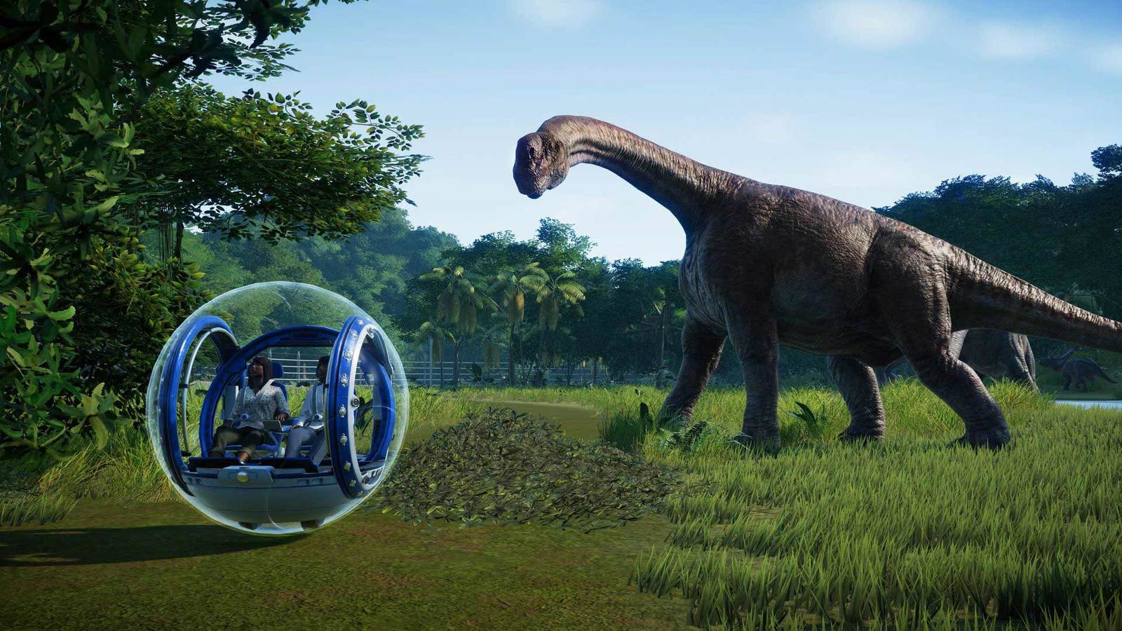 Jurassic World Evolution for PC Games image