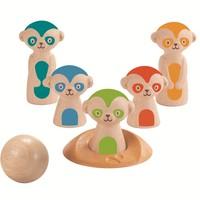 PlanToys : Meerkat Bowling