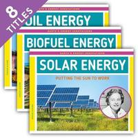 Earth's Energy Innovations by Abdo Publishing
