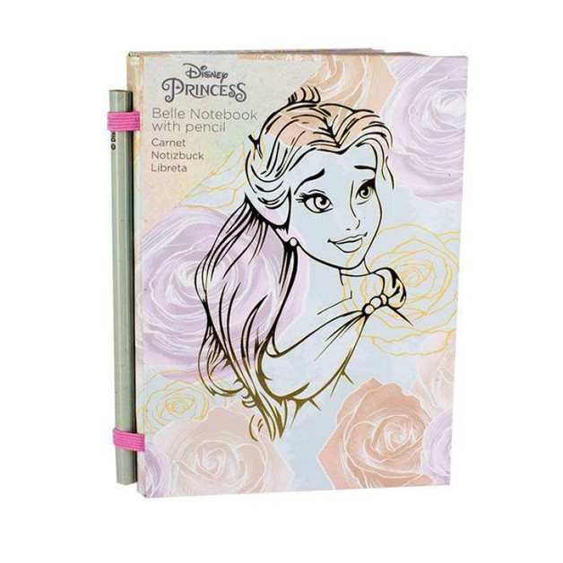 Disney Belle Notebook