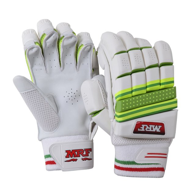 MRF Mens 360 Batting Gloves (RH)