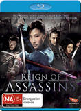 Reign of Assassins on Blu-ray