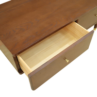 Augustus Solid Oak Coffee Table