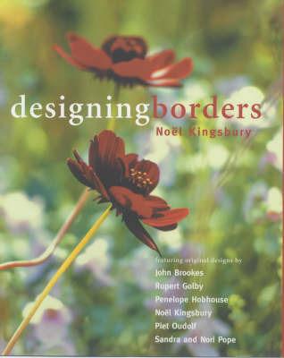Designing Borders by Noel Kingsbury image
