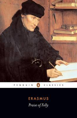 Praise of Folly by Desiderius Erasmus image
