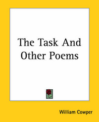 The Task And Other Poems by William Cowper image