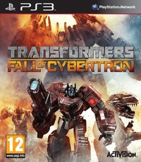Transformers: Fall of Cybertron for PS3