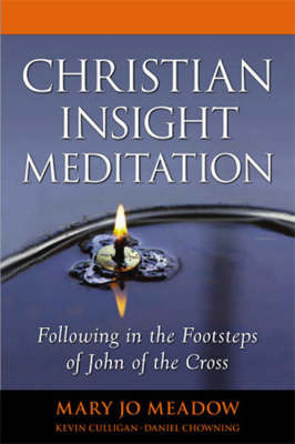 Christian Insight Meditation by Mary Jo Meadow