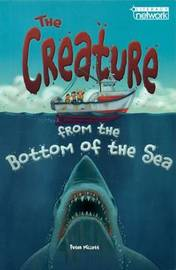 Creature at the Bottom of Ocean Topic Book by Peter Millett