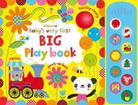 Baby's Very First Big Playbook by Fiona Watt
