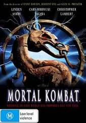 Mortal Kombat on DVD