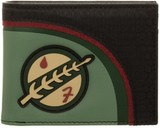 Star Wars: Boba Fett PU Leather - Bi-Fold Wallet
