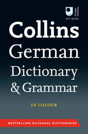 Collins German Dictionary and Grammar by Collins Dictionaries image