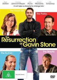 Resurrection Of Gavin Stone on DVD