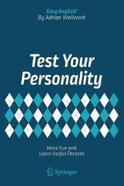 Test Your Personality by Adrian Wallwork