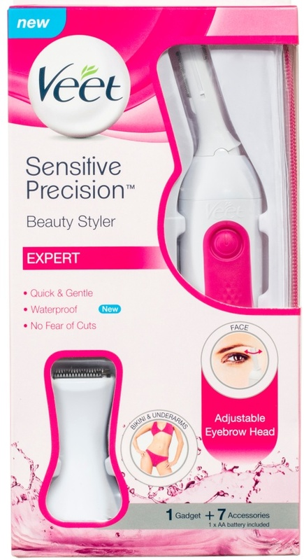 Veet Sensitive Precision Beauty Trimmer